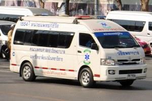 Two women killed, man hurt in Chiang Mai intersection crash