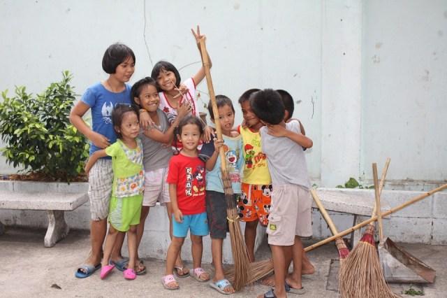 Thai & international agencies hold anti-women & children trafficking workshop