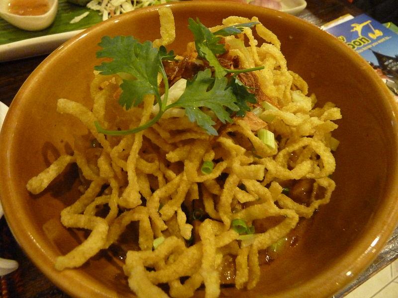 Thai Vegetarian food,