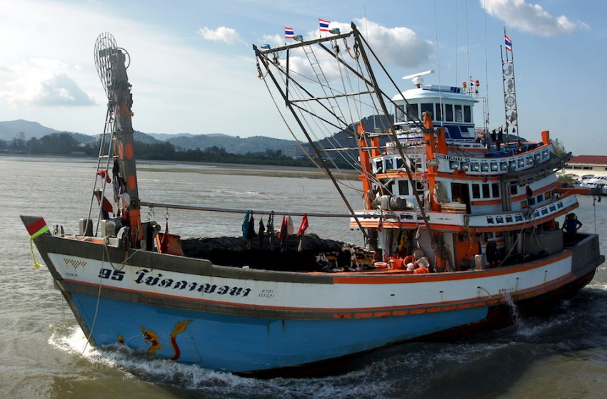 Government to buy back 1,900 'illegal' fishing trawlers
