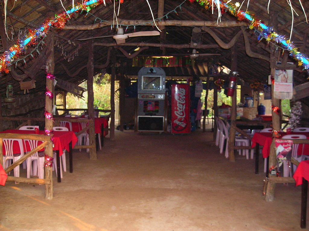 Thai restaurant in Nakhon Phanom