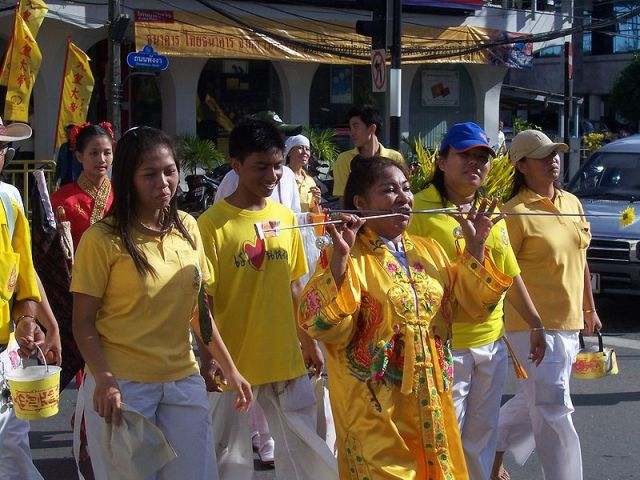 Culture Min invites all to join Vegetarian Festival