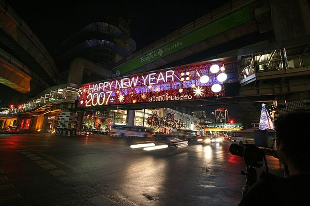 TAT plans several New Year celebrations across Thailand