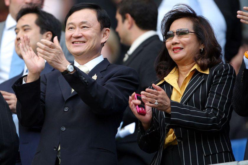 Thailand top court seizes part of Thaksin fortune