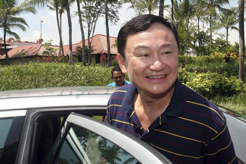PM Yingluck Shinawatra says Thaksin will not return to Thailand