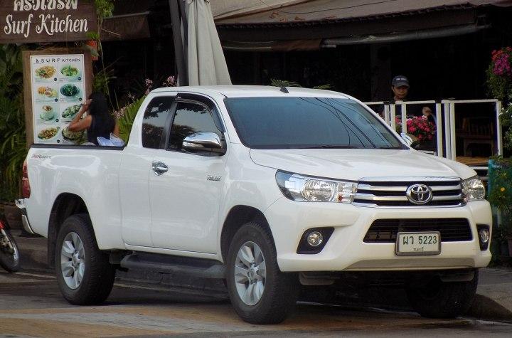 Toyota Hilux PreRunner Pick-Up in Thailand