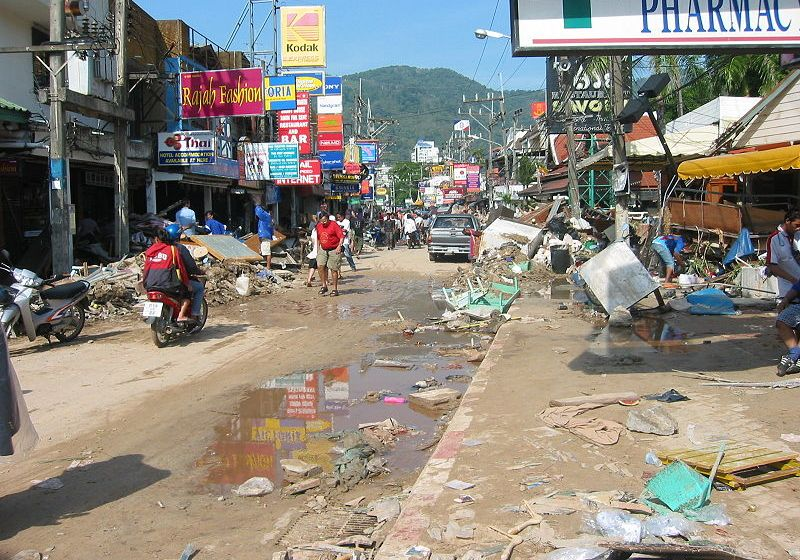 No 'Light Up Phuket' to be held as part of annual Patong Tsunami Memorial event