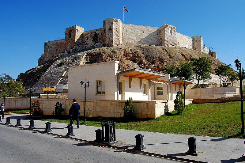 The Castle of Gaziantep in Turkey