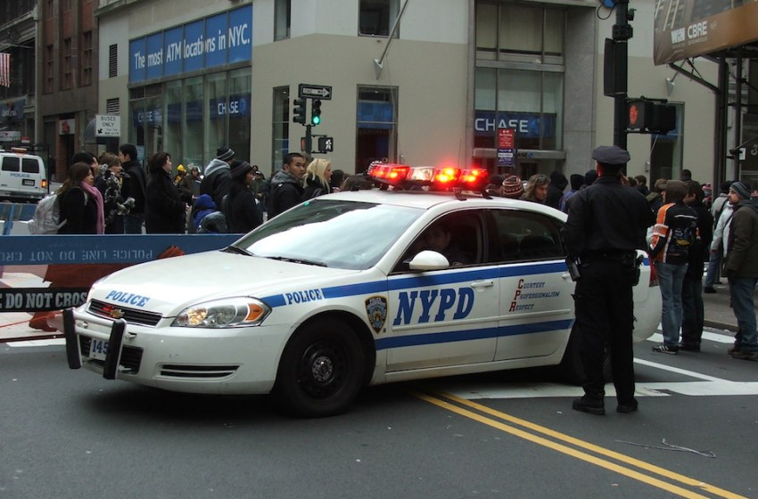 One arrested after an explosion of unknown origin in New York