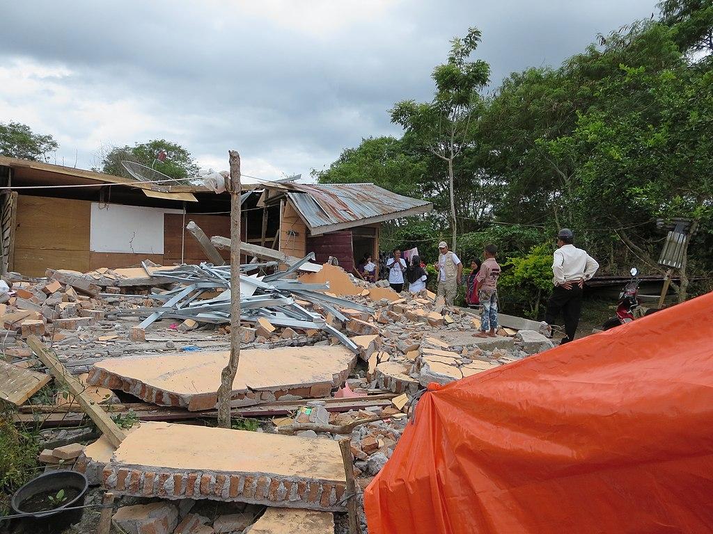 USAID Disaster Response Aceh Quake 2013