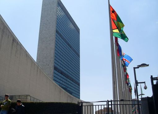 UN Headquarters in New York, USA