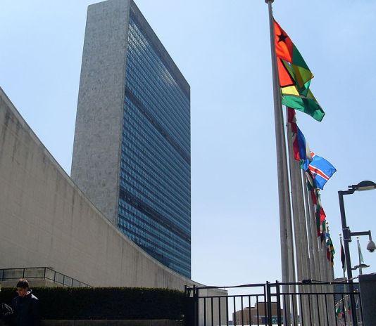 UN Headquarters in New York, USA