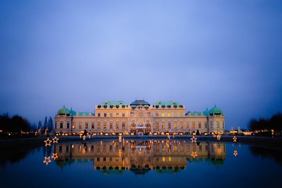 Vienna in Austria