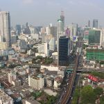 Allegedly drunk businesswoman arrested for trying to run over pedestrians in Bangkok