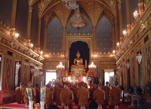 Wat Ratchabopit, Bangkok