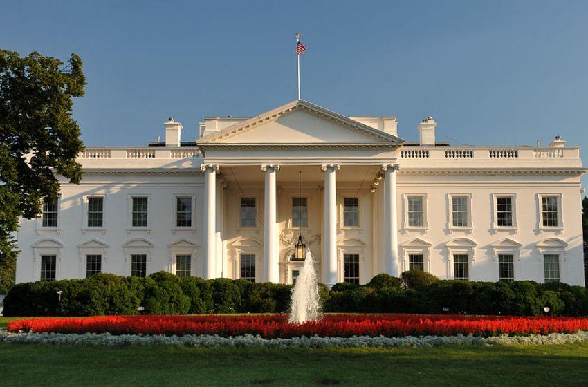 The White House in Washington DC, USA