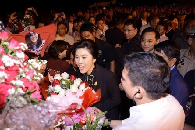 Prayut sends wishes as Yingluck celebrates 49th birthday