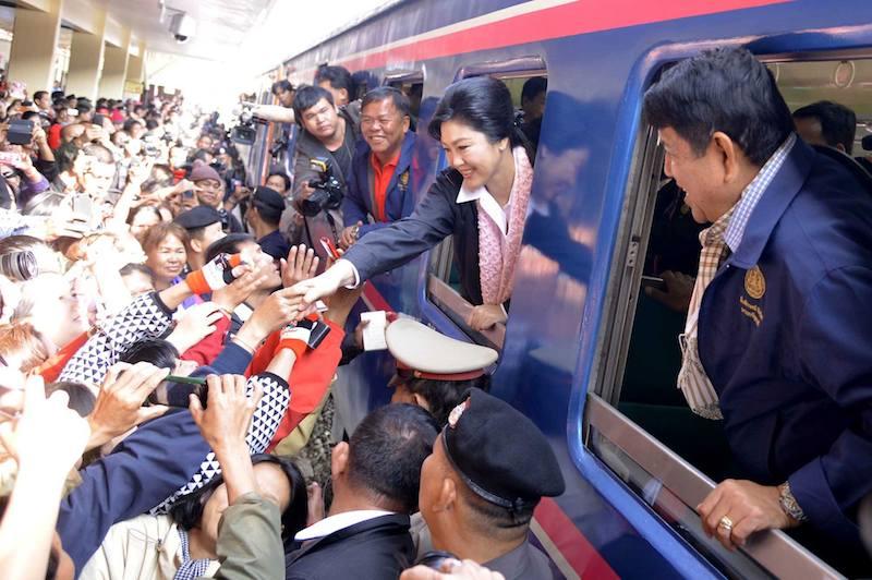 New charter offers lifeline to Yingluck