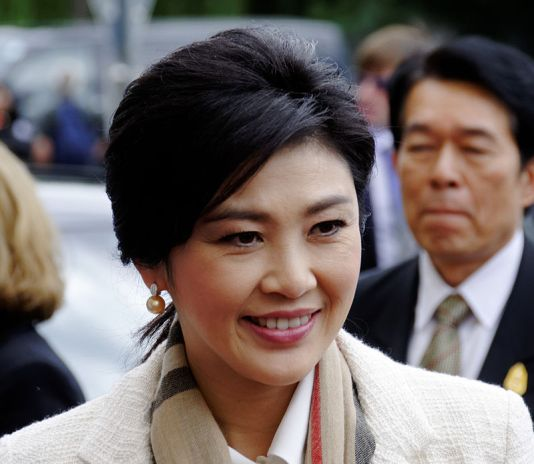 Yingluck Shinawatra, Thailand's first female prime minister