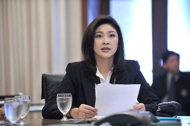 Thai PM Yingluck Shinawatra revokes Internal Security Act