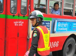 Bangkok Traffic Police