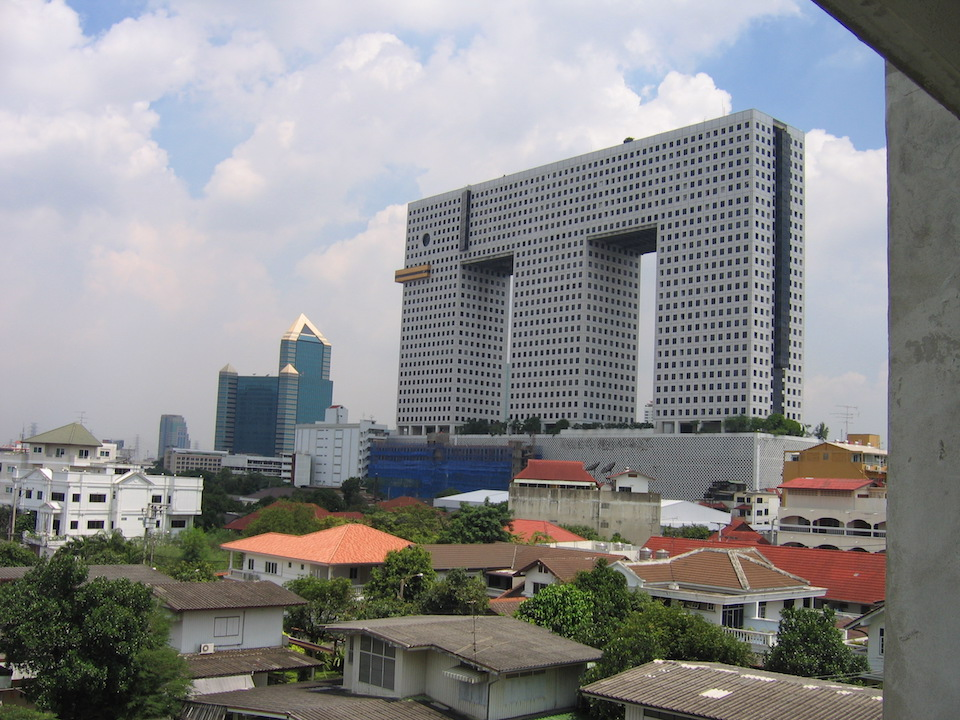 Elephant Building in Chatuchak, Bangkok