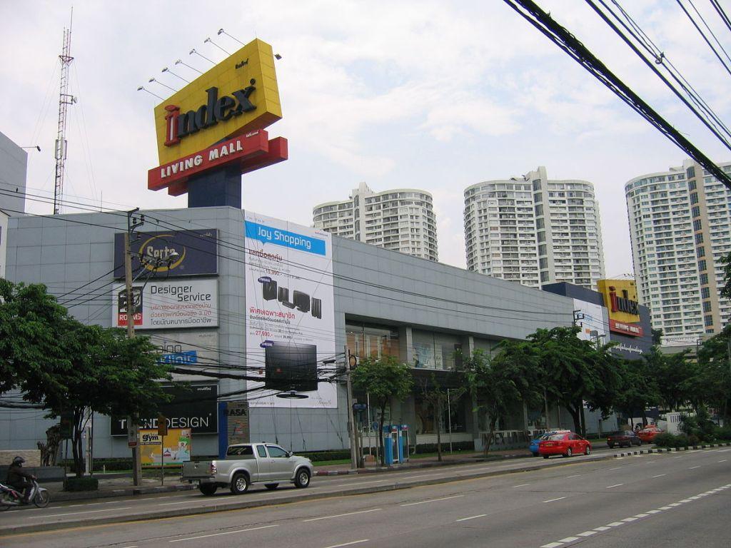 Index Living Mall Pahonyonthin Branch