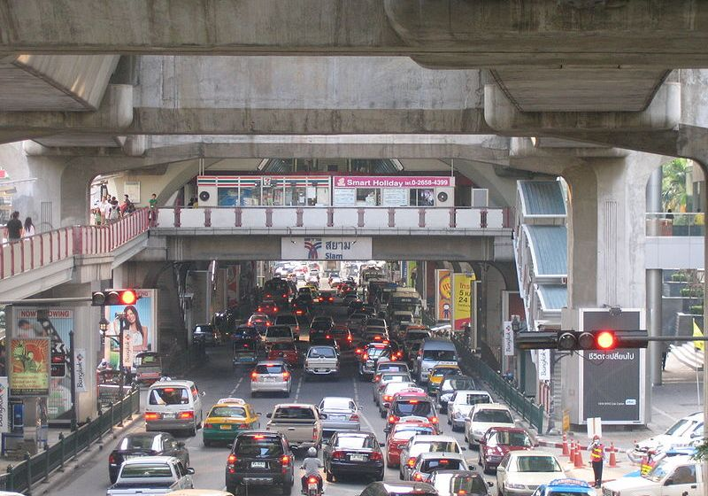 Air pollution in Bangkok has reached critical level