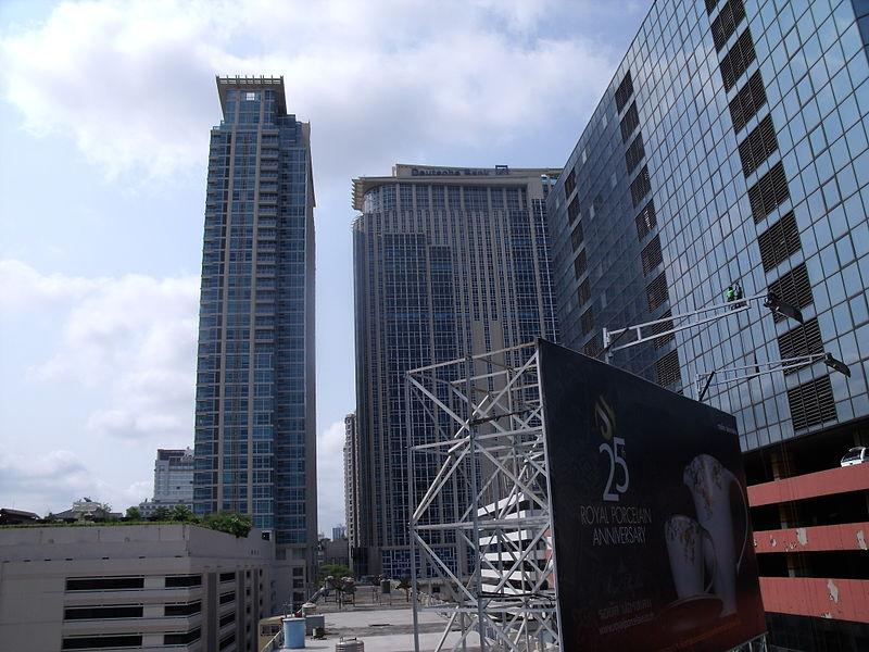 Bangkok Deutsche Bank building