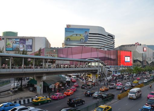 The newly renovated CentralPlaza Ladprao reopened on August 28, 2011. Photo