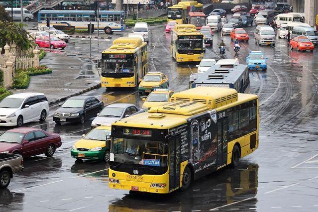 Free expressway buses to beat traffic jams start Monday: BMTA