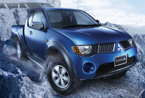 Mitsubishi Motors: Agree With Nissan To Produce Pickup Trucks In Thailand
