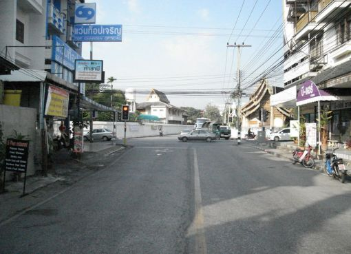Street in Chiang Mai