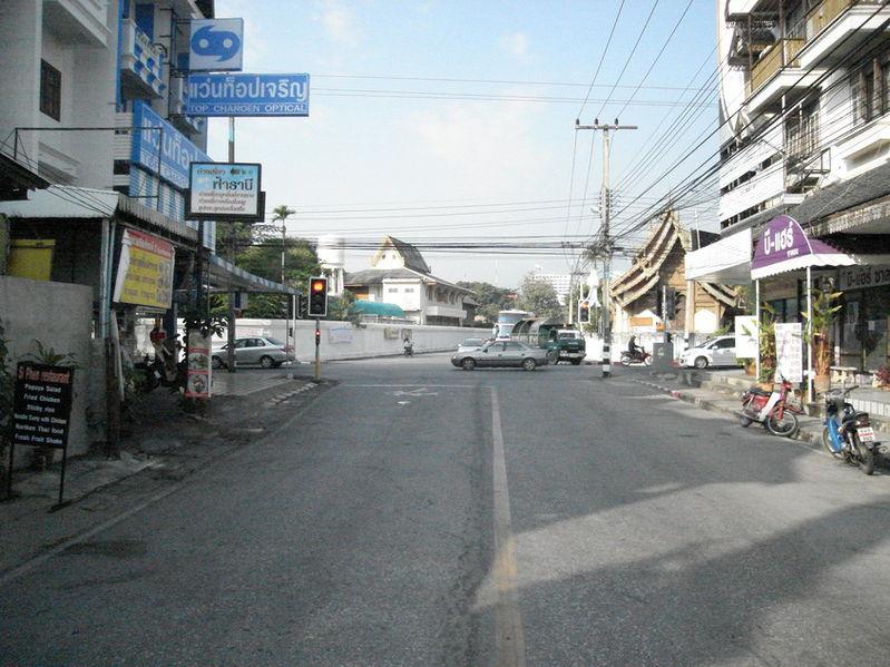 Street in Chiang Mai
