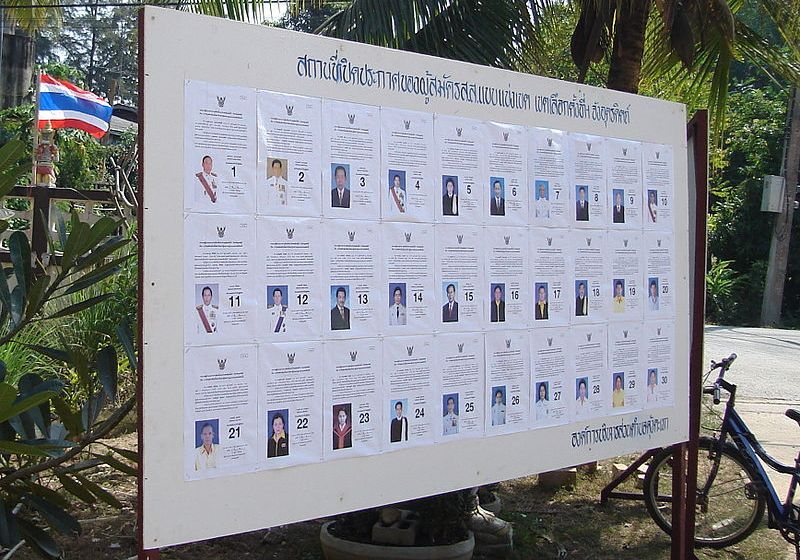 General elections in Thailand