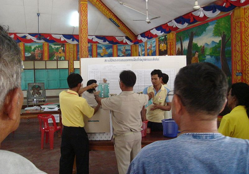 General election in Thailand