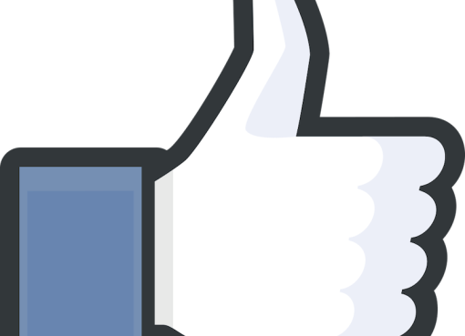 "Facebook ""thumbs up"""