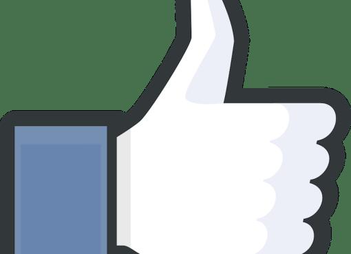 "Facebook ""thumbs up"""