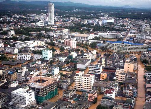 Floods in Hat Yai, Songkhla