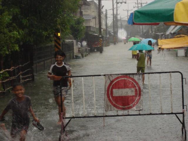 Flooding in Nakhon Si Thammarat