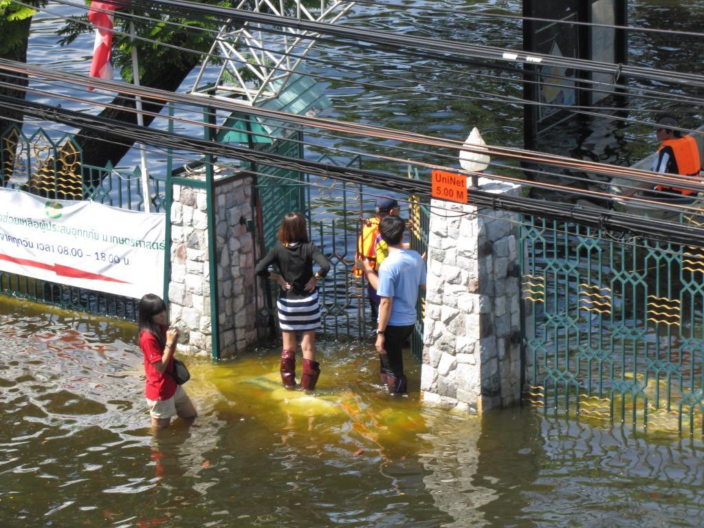 Khon Kaen flooding worsens   Thailand News