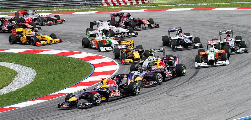 Formula One Malaysian Gran Prix
