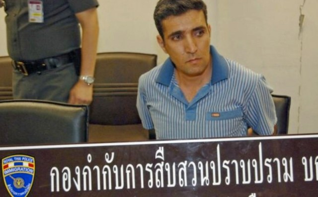 Two Iranians convicted in Bangkok Valentine's Day bombings