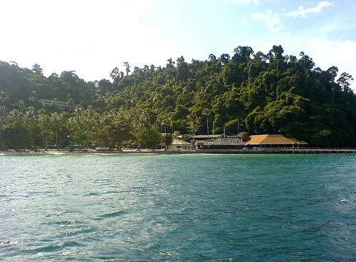 Koh Muk island