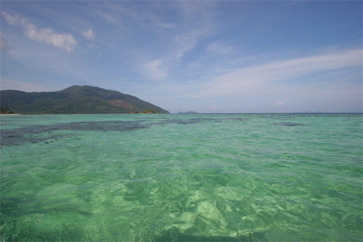 Koh Lipe island, Satun