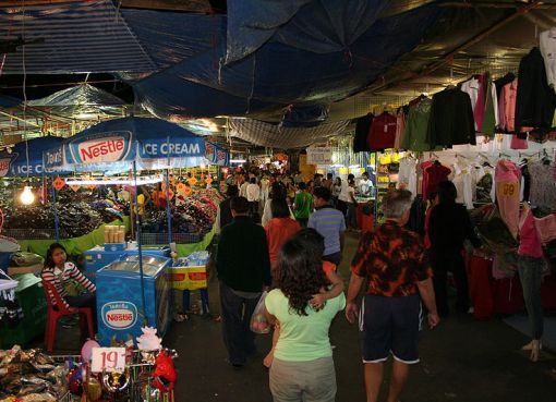 Night Market in Ubon Ratchathani