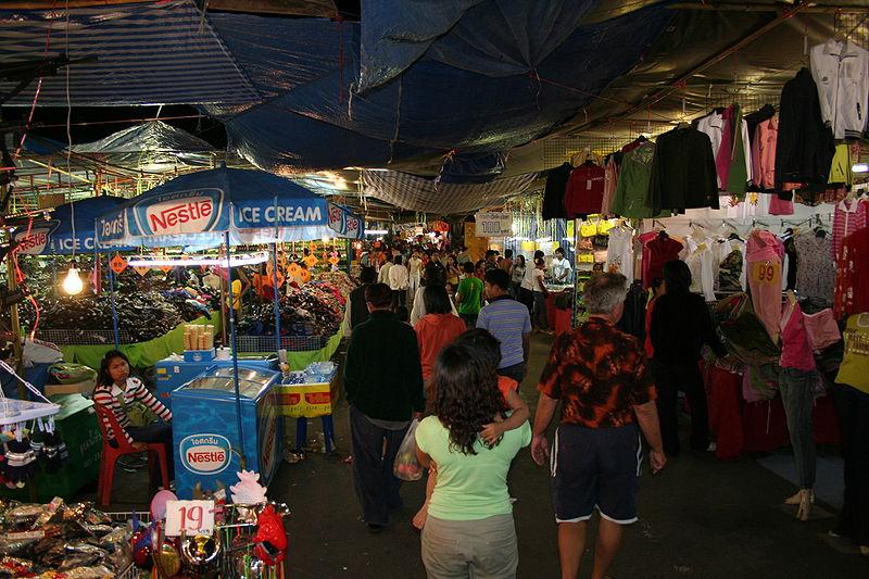 Night Market in Ubon Ratchathani