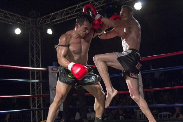 Muay Thai boxer brutalised after alleged match-fixing