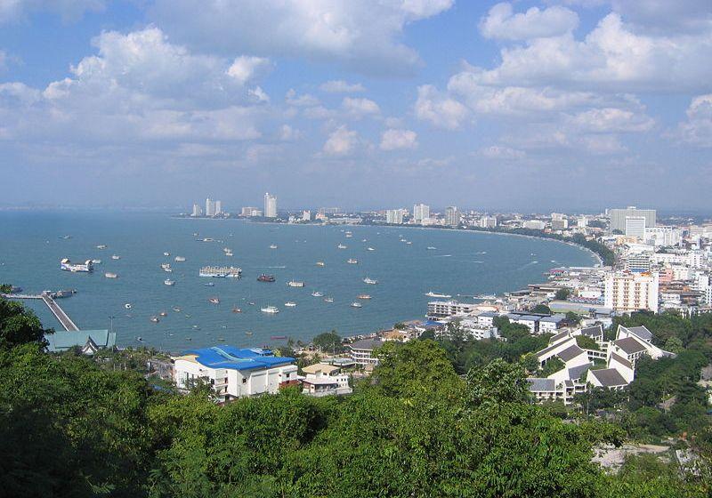 Pattaya beach could erode away within five years, academic warns