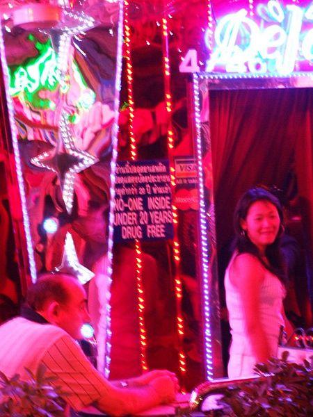 Public Oral Sex Offender Is Regular Pattaya Bar Patron 2